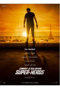 How I Became a Superhero (2020) Torrent WEBRip 1080p Dublado Legendado Baixar Download
