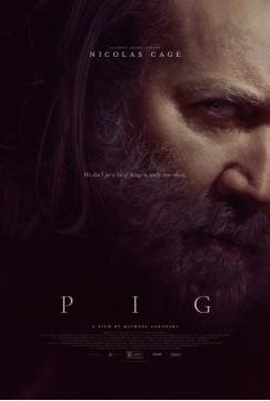 Pig (2021) Torrent WEBRip 1080p Dublado Legendado Baixar Download
