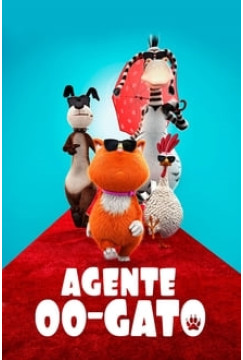 Agente 00-Gato Torrent (2019) Dual Áudio 5.1 WEB-DL 720p e 1080p Dublado Download