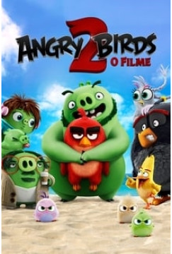 Angry Birds 2 – O Filme Torrent (2019) Dual Áudio 5.1 BluRay 720p e 1080p Dublado Download