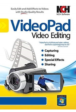 NCH VideoPad Video Editor Professional – Download Completo (2019)