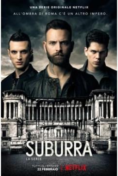 Suburra – Sangue em Roma 2ª Temporada Completa (2019) Torrent – WEB-DL 720p Dublado / Dual Áudio 5.1 Download