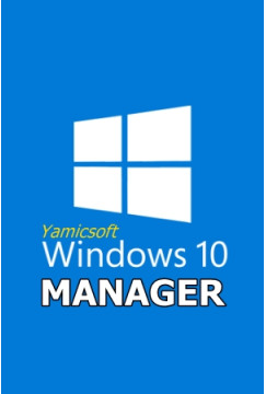 Yamicsoft Windows 10 Manager – Download Completo (2019)