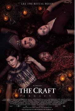 Jovens Bruxas – Nova Irmandade / The Craft: Legacy (2020) Torrent WEBRip 1080p Dublado Legendado Baixar Download