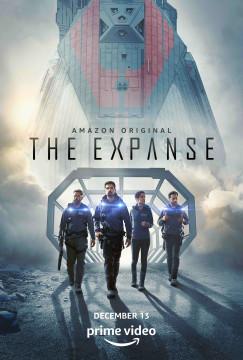 The Expanse 4ª Temporada Completa Torrent (2019) Dual Áudio 5.1 WEB-DL 720p e 1080p Legendado Baixar Download