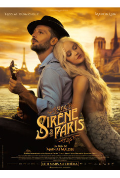 Une sirène à Paris (2020) Torrent HDCAM 720p Dublado Legendado Baixar Download