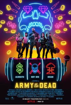 Army of the Dead (2021) Torrent WEBRip 1080p Dublado Legendado Baixar Download