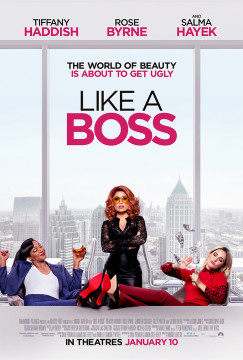 Like a Boss (2020) Torrent WEBRip 1080p Dublado Baixar Download