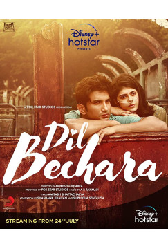 Dil Bechara (2020) Torrent WEBRip 1080p Dublado Legendado Baixar Download
