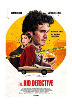 The Kid Detective (2020) Torrent HDCAM 720p Dublado Legendado Baixar Download