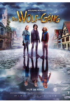 Die Wolf-Gäng / The Magic Kids Three Unlikely Heroes (2020) Torrent WEBRip 1080p Dublado Legendado Baixar Download