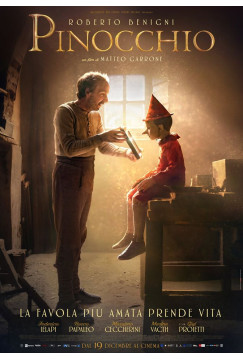 Pinocchio (2020) Torrent WEBRip 1080p Dublado Baixar Download