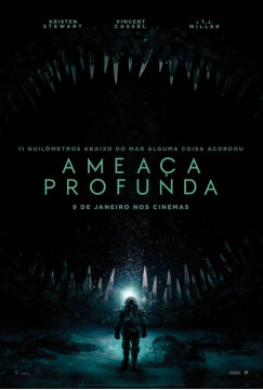 Ameaça Profunda / Underwater (2020) Torrent HDRip 1080p Dublado Baixar Download