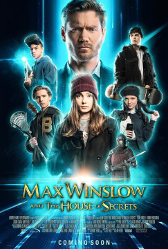 Max Winslow and the House of Secrets (2019) Torrent WEBRip 1080p Dublado Legendado Baixar Download