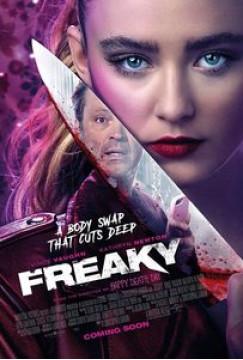 Freaky - No corpo de um Assassino (2020) Torrent HDCAM 720p Dublado Legendado Baixar Download