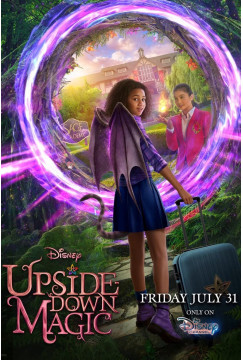 Upside-Down Magic (2020) Torrent WEBRip 1080p Dublado Legendado Baixar Download